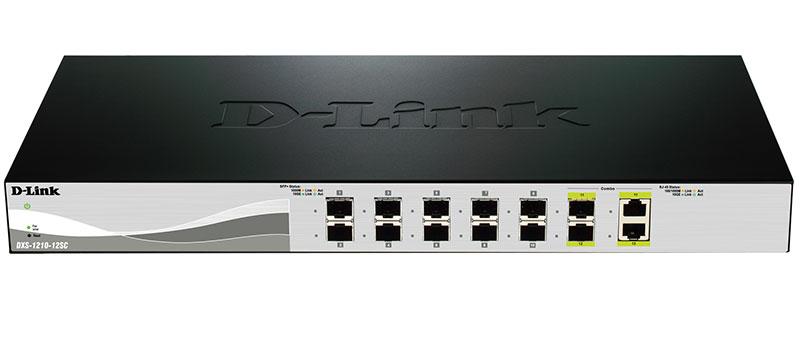 Изображение для артикула: DXS-1210-12SC, отсутствует